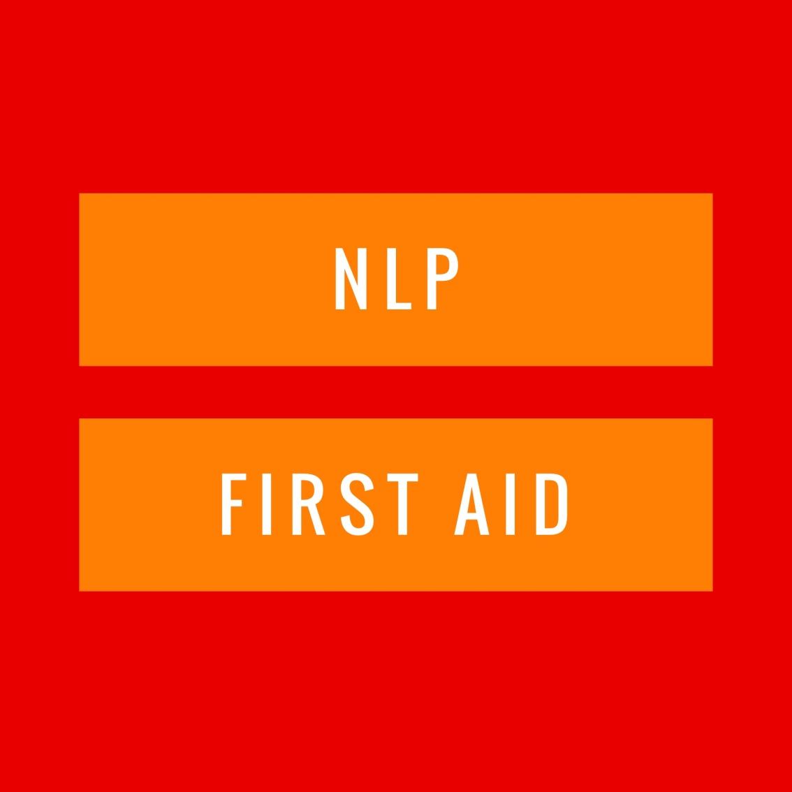 NLP First Aid
